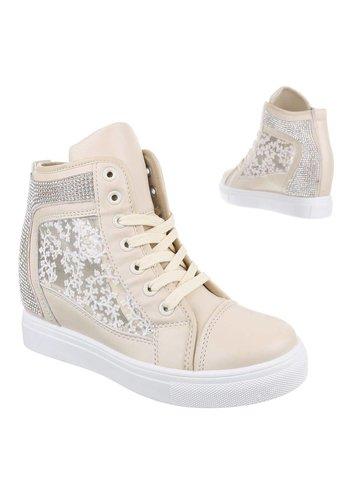 JULIET Chaussures pour femmes- abricot