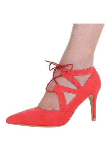 Neckermann Sandales pour femmes - rouge