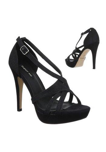 Neckermann Damen Sandaletten - black