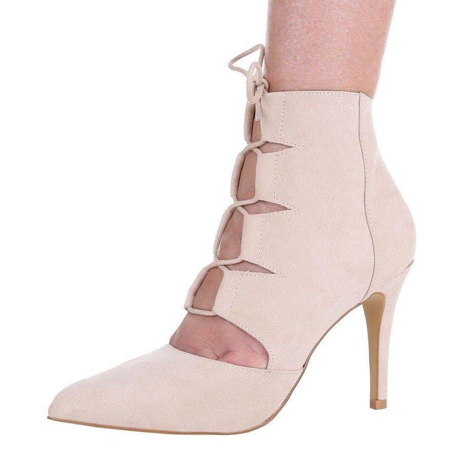 Damen Sandaletten - beige