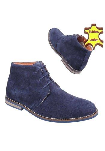 Neckermann Chaussures décontractées en cuir - marine
