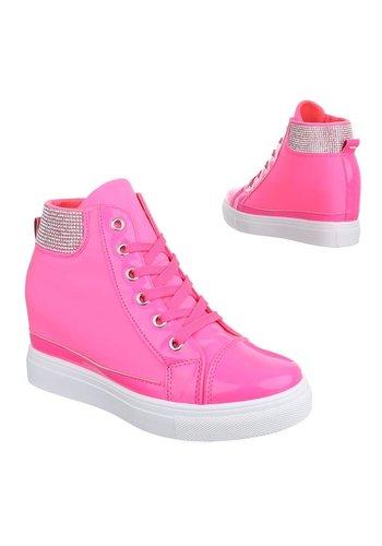 NO NAME Dames Sneakers- peach blossom