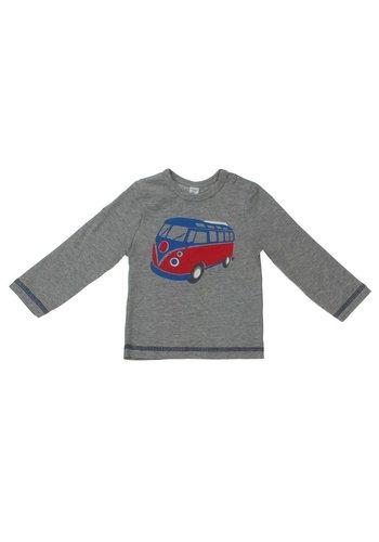 miniclub Kinder sweater van Miniclub - grijs