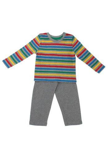 Lupilu Kinder pyjama van Lupilu - multi kleur