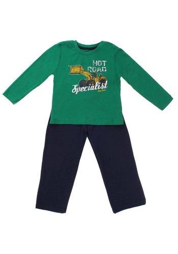 Lupilu Kinder Schlafanzug von Lupilu - multi