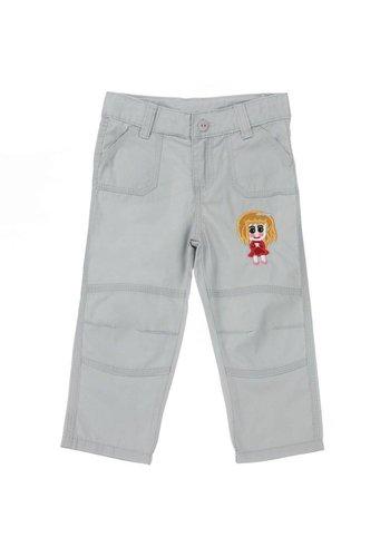 AOU Look Pantalon pour enfants par Aou Look - blanc cassé