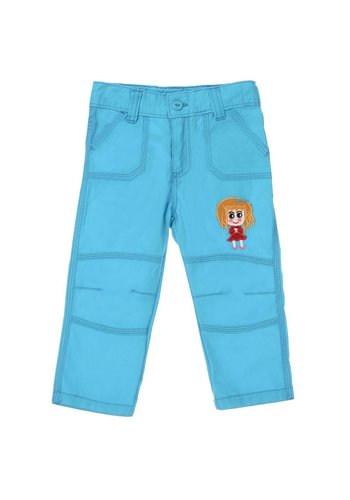 AOU Look Pantalon pour enfants par Aou Look - bleu foncé