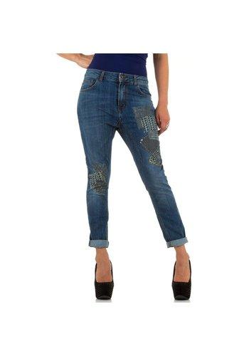 RINASCIMENTO Jeans pour femmes de  Rinascimento  - bleu