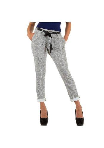 RINASCIMENTO Pantalons femme de Rinascimento - blanc