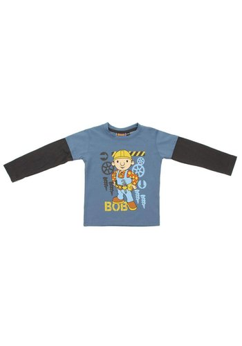 Neckermann Kinder Langarmshirt - grey