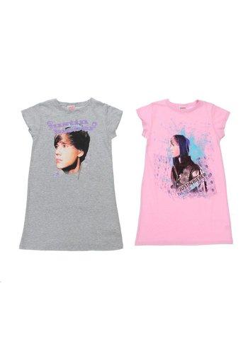 Neckermann Kinder T-Shirt von Justin Bieber - multi