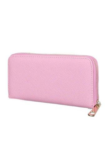 Neckermann Damengeldbörse - pink