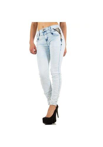 ORIGINAL Ladies Jeans Original - Bleu
