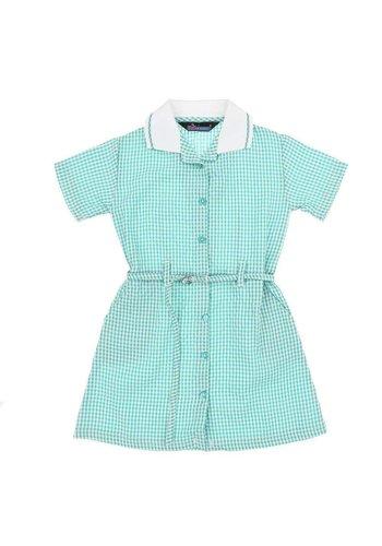 Neckermann Kinder Kleid- green