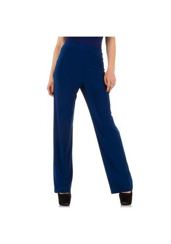 FRANK LYMAN Pantalon de femme de Frank Lyman - bleu