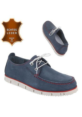 Neckermann Chaussures en cuir pour hommes  - timber