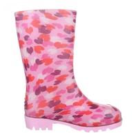 Kinder Regenstiefel - rosa