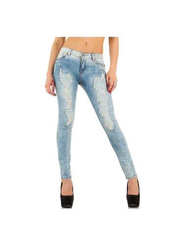 HELLO MISS Hallo Fräulein Jeans Jeans - Hellblau