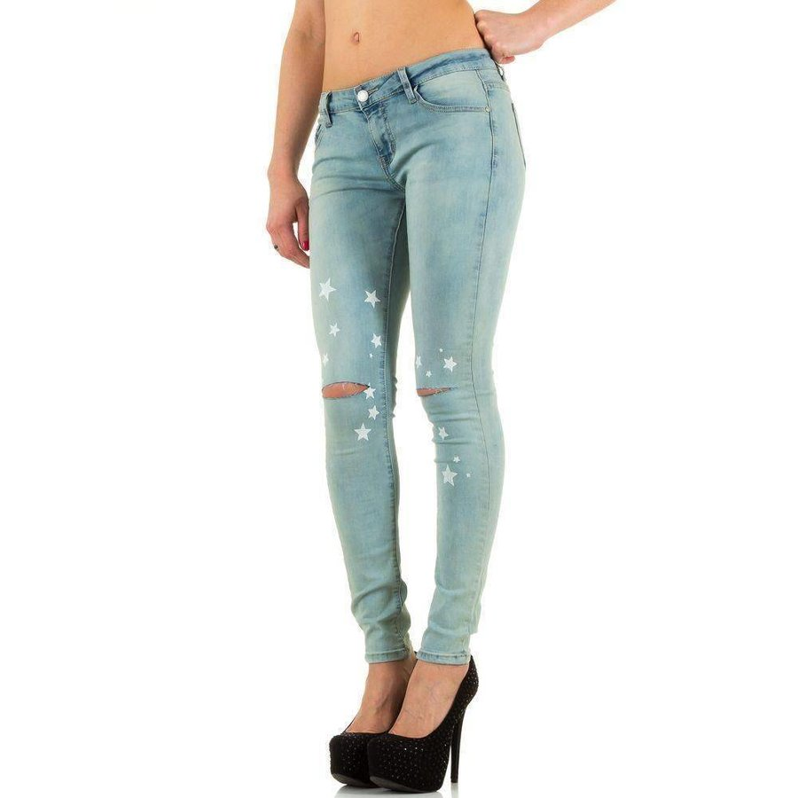 Ladies Miss Jeans - Bleu
