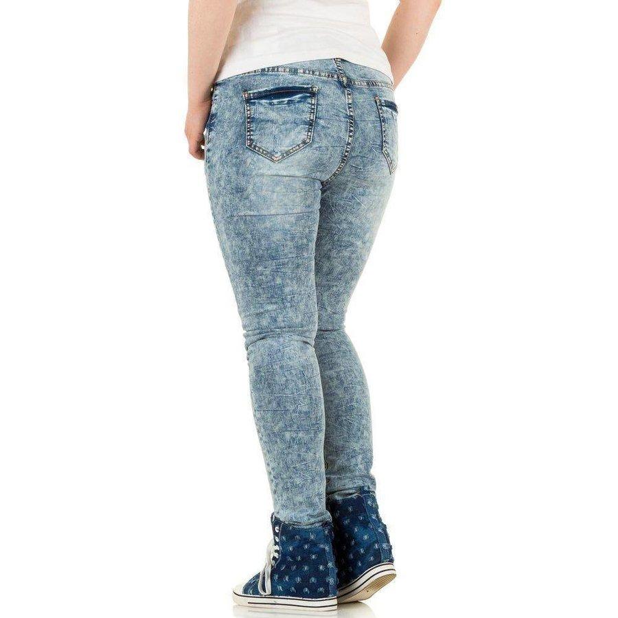 Laulia Damen Jeans - Hellblau