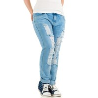 Ladies Jeans from Le Lys - light blue