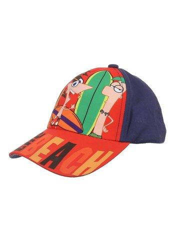 Neckermann Bonnet pour enfants - rouge