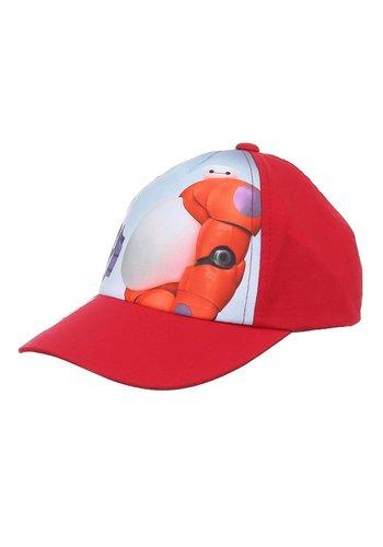 Neckermann Kinder Mütze - red