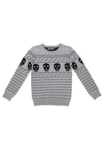Neckermann Kinder Pullover - grey