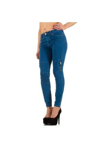 Blue Rags Ladies Blue Jeans Jeans - Bleu