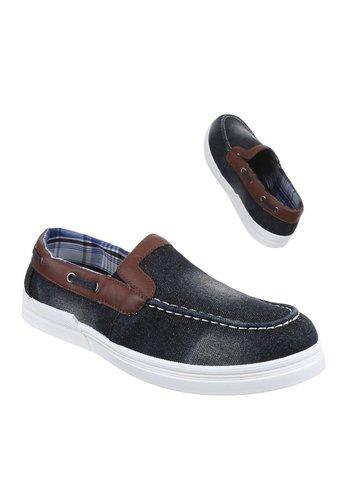 Neckermann Männer Casual Schuhe - schwarz