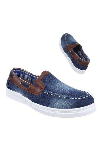 Neckermann Männer Casual Schuhe - dunkelblau