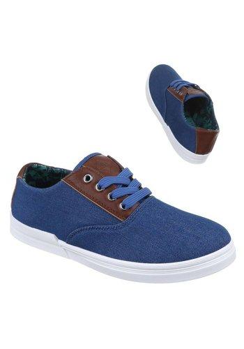 Neckermann Männer Casual Schuhe - blau
