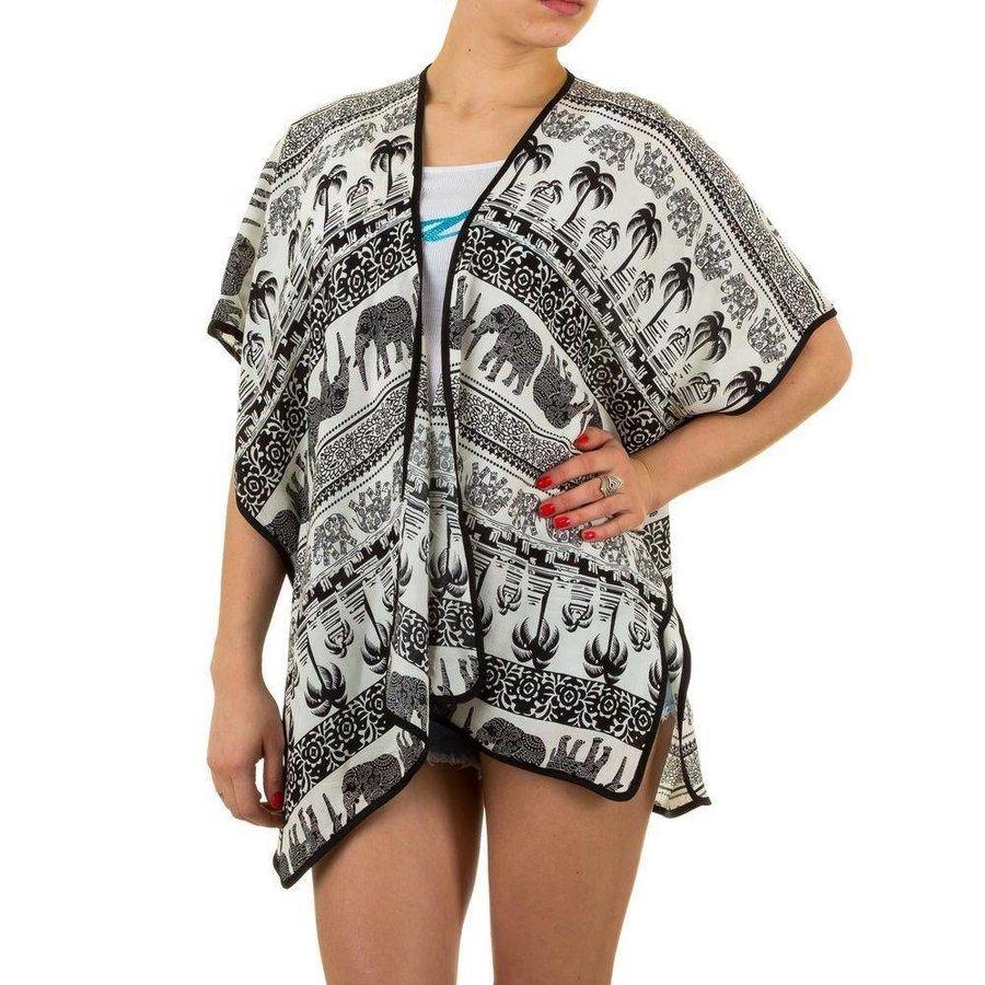 Dames Tunika van Best Fashion Gr. one size - Wit