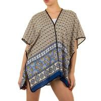 Dames Tunika van Best Fashion Gr. one size - geel