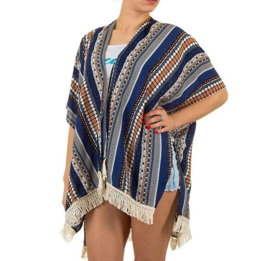 Dames Tunika van Best Fashion Gr. one size - donker blauw