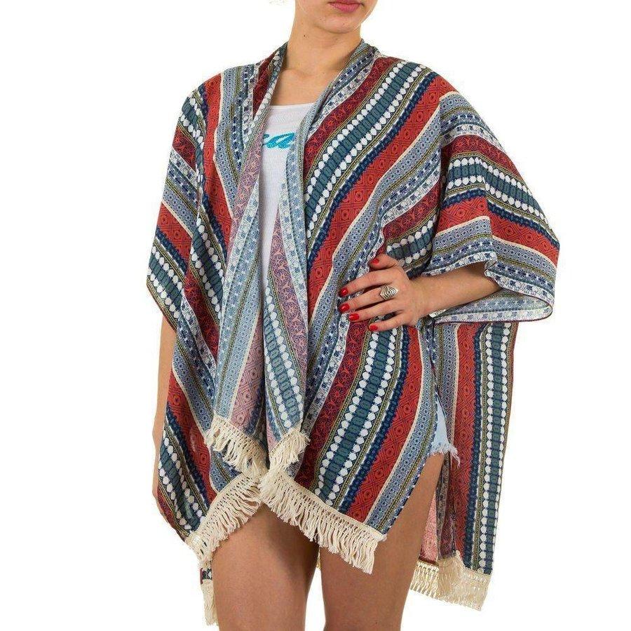Damen Tunika von Best Fashion Gr. one size - red