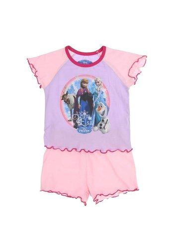 Neckermann Kinder Schlafanzug - rose