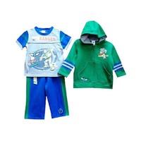 Kinder+Sportanzug+-+green