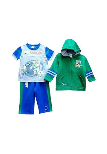 Neckermann Kinder+Sportanzug+-+green