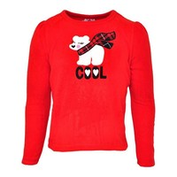 Kinder shirt van 365 Kids Garanimals - rood
