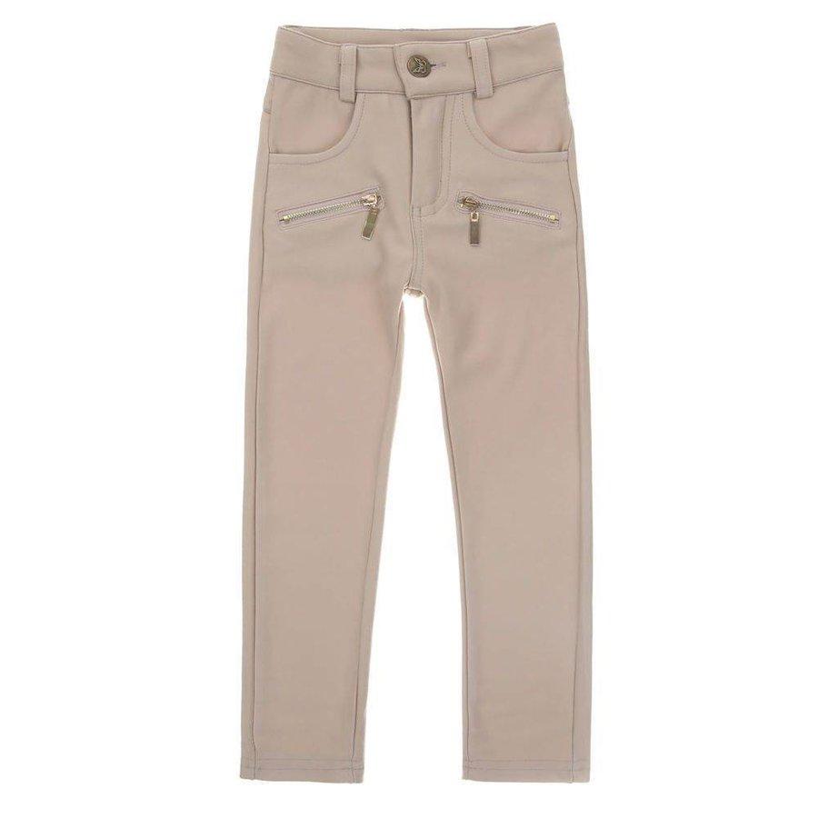 Kinder Jeans von E&S Vogue Dress - beige
