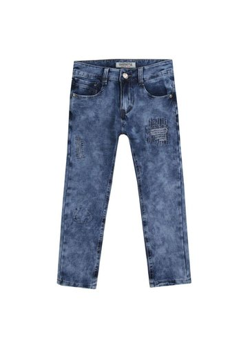 UsKidsStyle Kinder Jeans van Us.Kids&Style - blauw