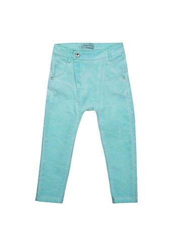Us.Kids&Style Kinder Jeans van Us.Kids&Style - turkoois