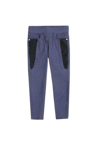 Neckermann Kinder legging - blauw