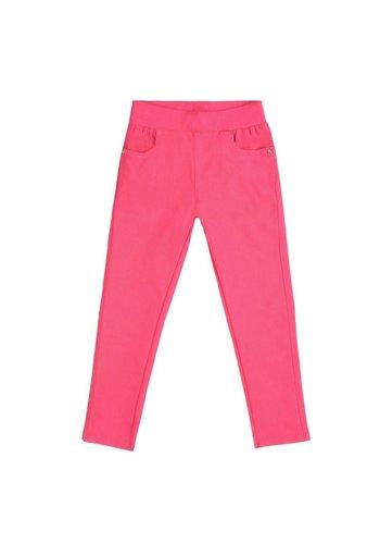 Neckermann Kinder legging - roze