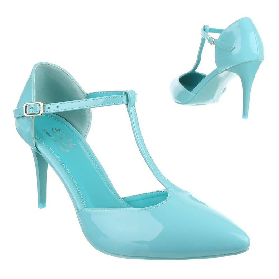 Damen Pumps - LT.blue