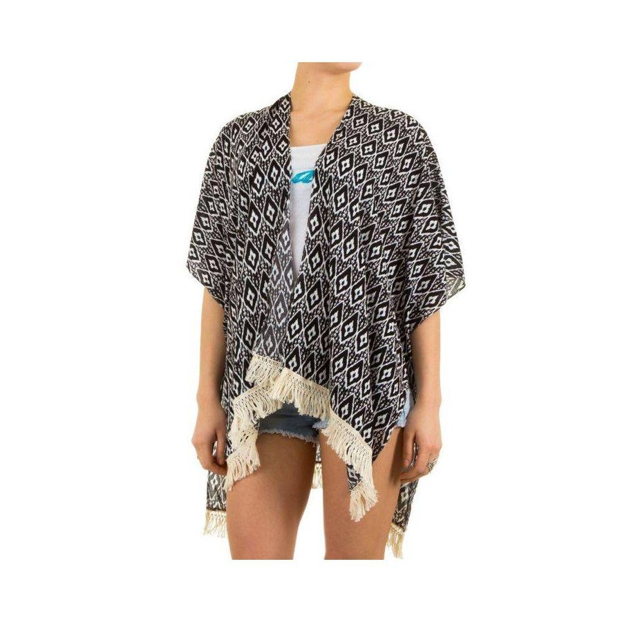 Dames Tunika van Best Fashion Gr. one size -zwart