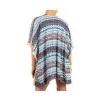 Dames Tunika van Best Fashion Gr. one size -licht blauw