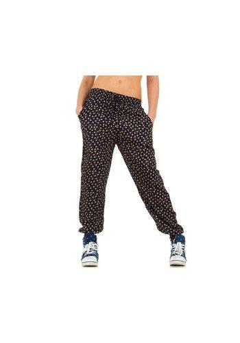 Best Fashion Pantalons pour dames de la meilleure mode - Bleu