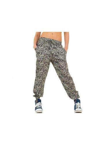 Best Fashion Pantalons pour dames de la meilleure mode - Noir